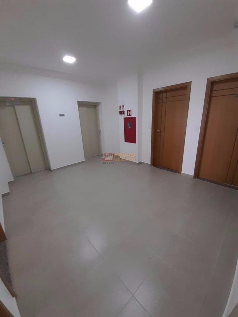apartamento no bairro rudge ramos em sao bernardo do campo com 01 dormitorio - v-29777
