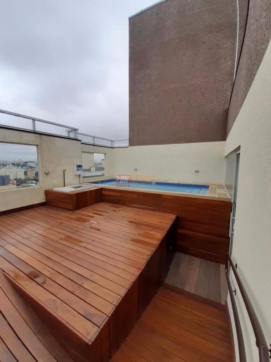 apartamento no bairro rudge ramos em sao bernardo do campo com 01 dormitorio - v-29778