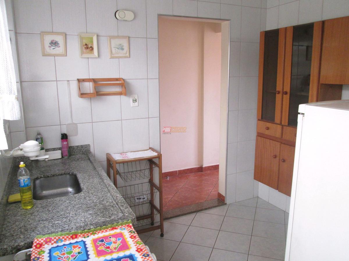 apartamento no bairro rugde ramos em sao bernardo do campo com 01 dormitorio - v-25729
