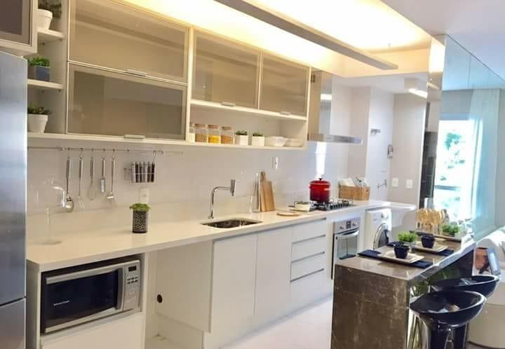 apartamento no bairro santa paula 72m  3 dorms 1 suíte 2 vgs