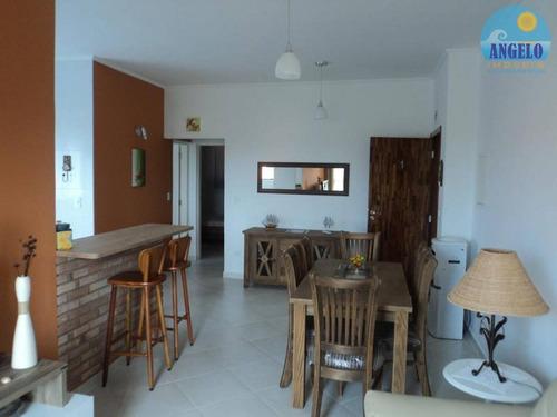 apartamento no bairro são josé em peruíbe - 1743