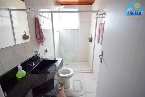 apartamento no bairro três marias em peruíbe - 1747