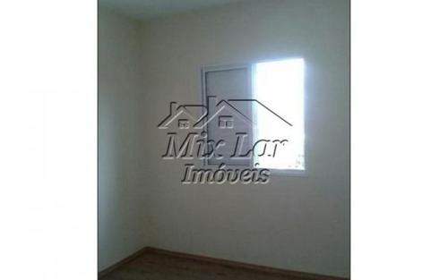 apartamento no bairro umuarama - osasco sp, com 57 m², sendo 2 dormitórios com 1 suíte, sala, cozinha, banheiro e 2 vagas de garagens. whatsapp mix lar imóveis  9.4749-4346 .