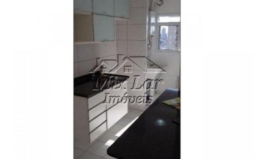 apartamento no bairro umuarama - osasco sp, com 57 m², sendo 2 dormitórios, sala, cozinha, banheiro e 1 vaga de garagem. whatsapp mix lar imóveis  9.4749-4346 .