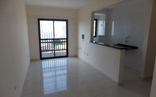 apartamento no bairro vila caiçara, 02 dormitórios, sendo um suite, sala, cozinha, banheiro, área de serviço e 01 vaga de garagem