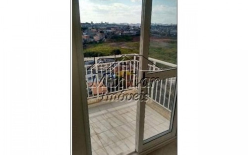 apartamento no bairro vila ester  carapicuíba - sp, com 48 m², sendo 2 dormitórios, sala, cozinha, banheiro e 1 vaga de garagem