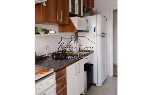 apartamento no bairro vila leopoldina - são paulo sp, com 74 m², sendo 3 dormitórios 1 com suíte, sala, cozinha, banheiro e 2 vagas de garagens