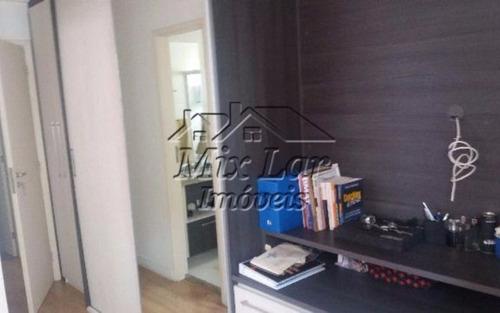 apartamento no bairro vila leopoldina - são paulo sp, com 94 m², sendo 3 dormitórios , sala, cozinha, banheiro e 2 vagas de garagens