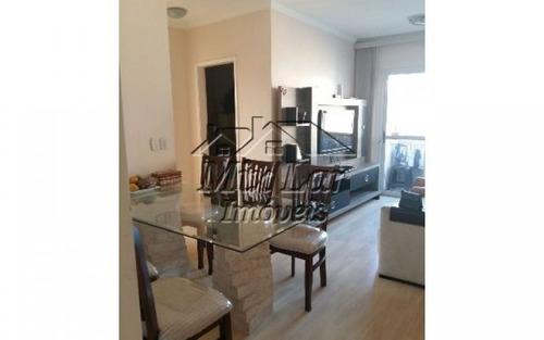 apartamento no bairro vila luiz - barueri sp, com 55 m², sendo 2 dormitórios, sala, cozinha, banheiro e 2 vagas de garagem