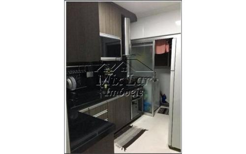 apartamento no bairro vila osasco - osasco sp, com 50 m², sendo 2 dormitórios, sala, cozinha, banheiro e 1 vaga de garagem