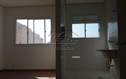 apartamento no bairro vila são joão - barueri - sp, com 51 m², sendo 2 dormitórios, sala, cozinha, banheiro e 1 vaga de garagem
