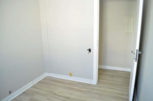 apartamento no bom abrigo de 3 quartos - 72409