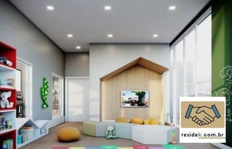 apartamento no brooklin - ap0191