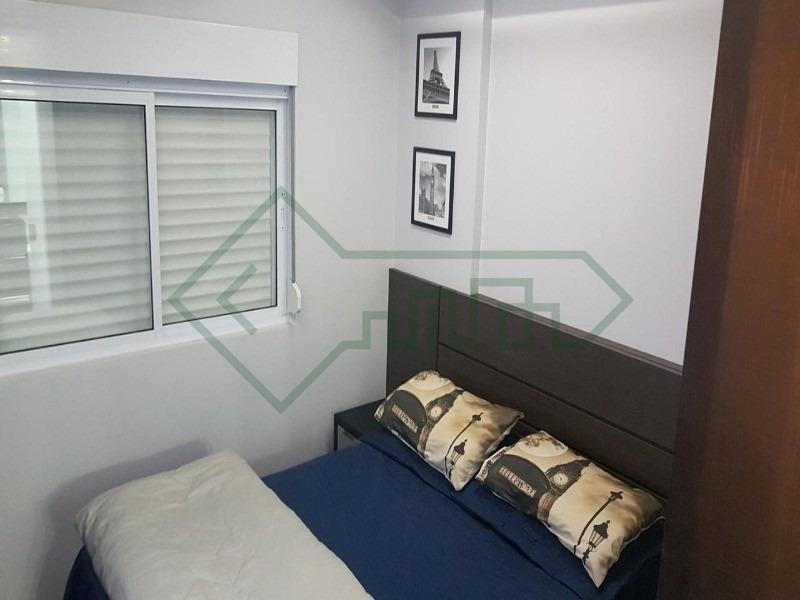 apartamento no bucarein | 01 suíte | 100% mobiliado | ultimo andar - sa00722 - 34046921
