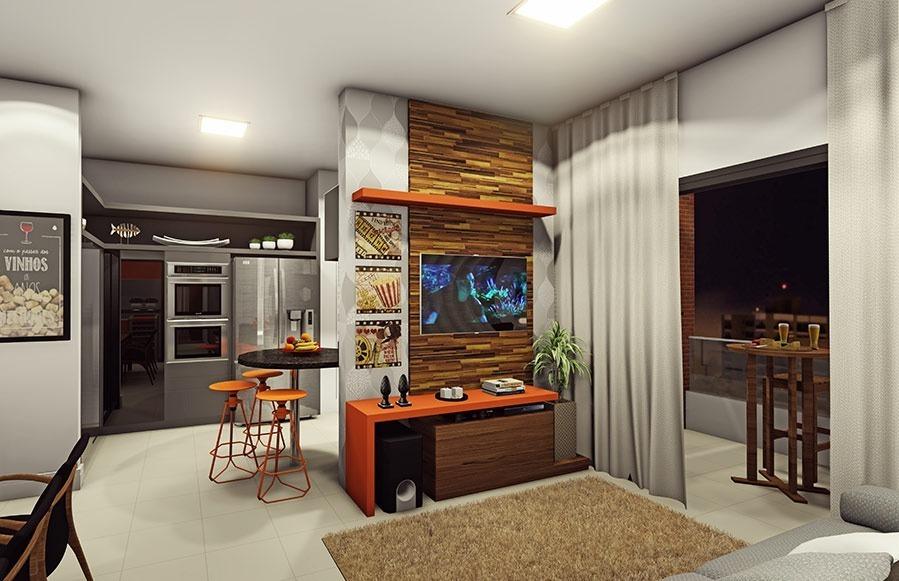 apartamento no bucarein | 86 m2 | 01 suíte + 01 dormitório | 01 vaga - sa00388 - 33155201