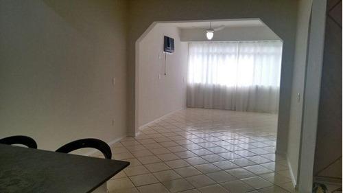 apartamento no bucarein com 3 quartos para locação, 150 m² - la416