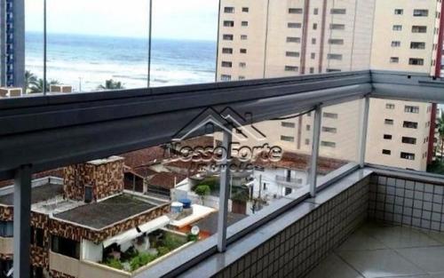 apartamento no caiçara em praia grande