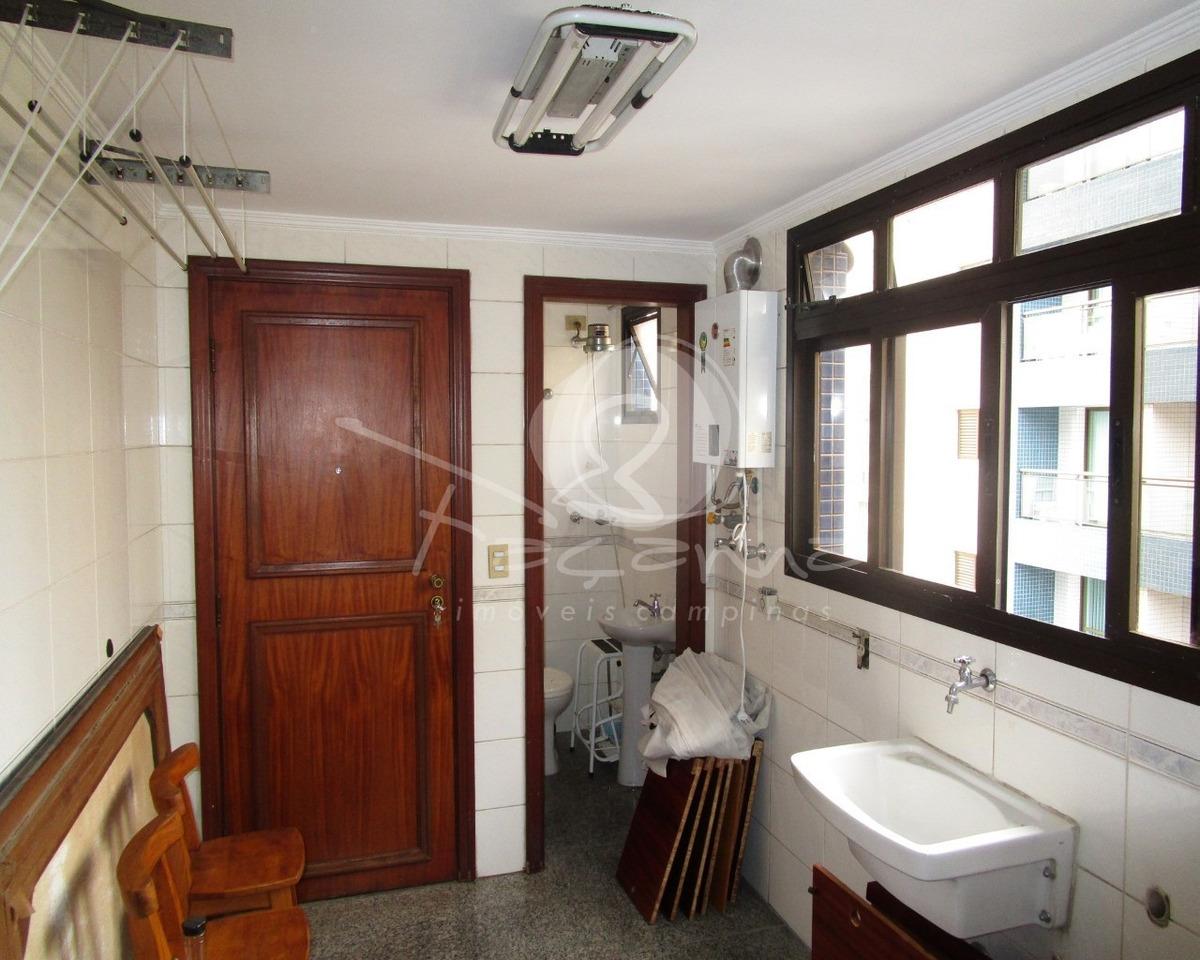 apartamento no cambuí para venda em campinas - ap03404 - 34849421