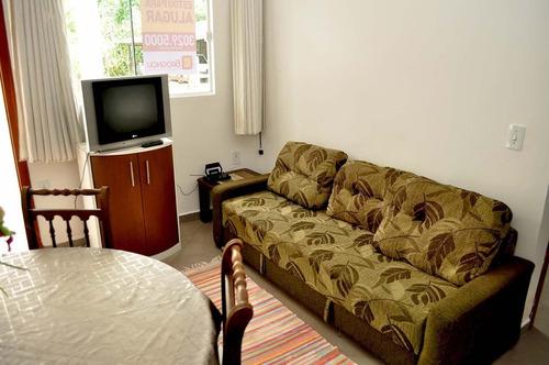 apartamento  no campeche com 2 quartos - 74115