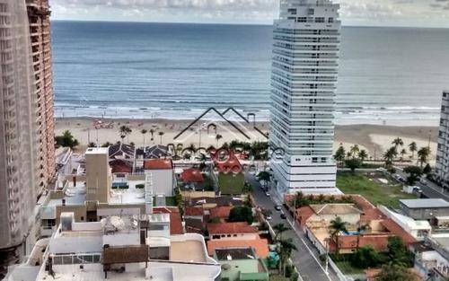 apartamento no canto do forte em praia grande