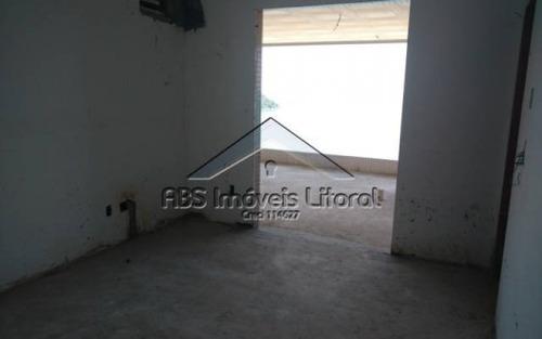 apartamento no canto do forte em praia grande - sp