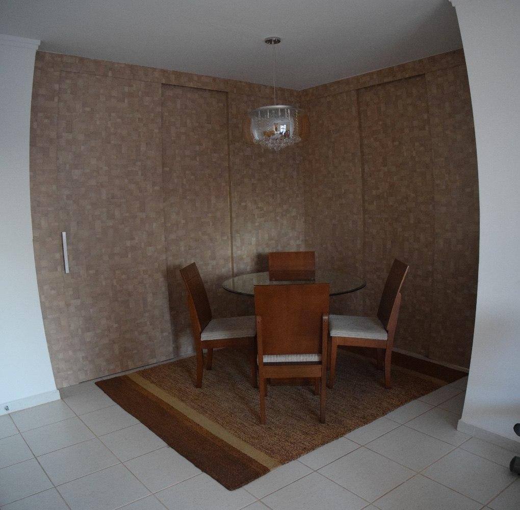 apartamento no centro 3 quartos sendo 1 suíte - ed. provence