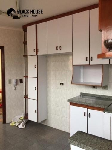 apartamento no centro da cidade, villa stela com 260 m², condomínio com lazer completo - ap01295 - 32424425