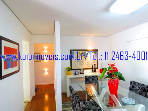 apartamento no centro de guarulhos com 131m² 4 dormitórios
