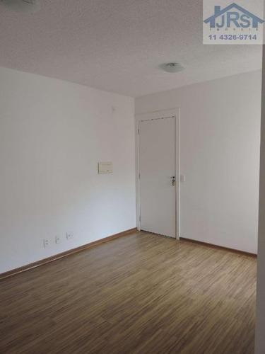 apartamento no centro de jandira a 300 mts da estação da cptm - ap1884