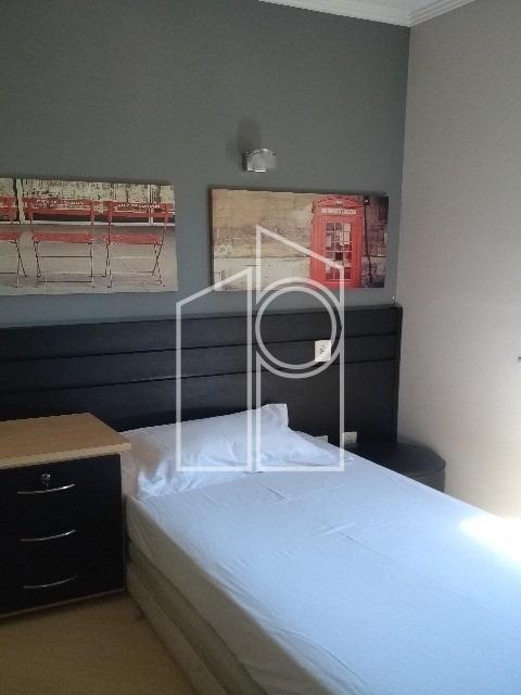 apartamento no centro de jundiaí mobiliado - ap06022 - 4832007