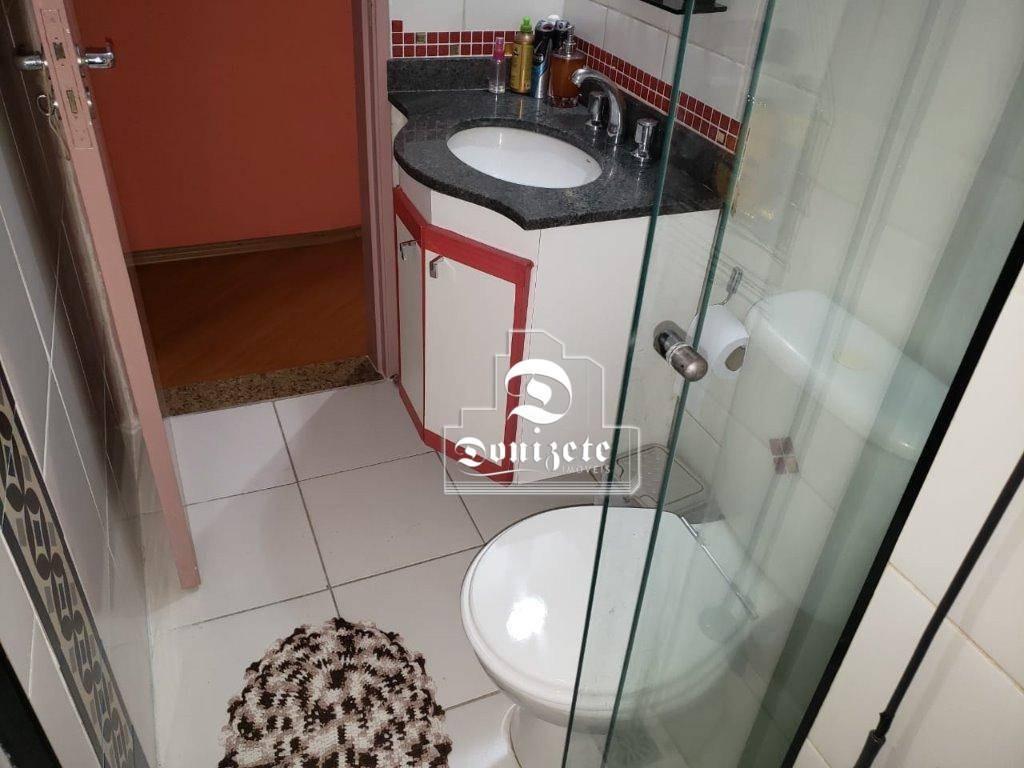 apartamento no centro de santo andré com 2 dormitórios à venda, 50 m² por r$ 340.000 - centro - santo andré/sp - ap13734
