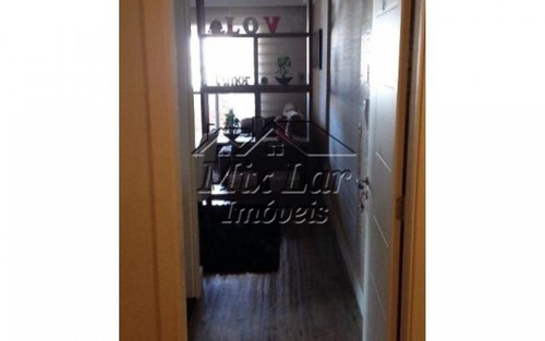 apartamento no centro - osasco sp, com 78 m², sendo 3 dormitórios 1 com suíte, sala, cozinha, banheiro e 1 vaga de garagem
