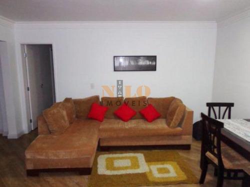 apartamento no condomínio aldeia marajoara - 260