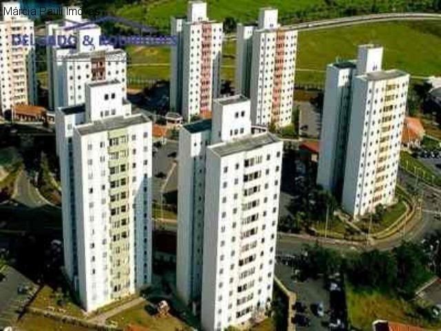 apartamento no condomínio chácara primavera - eloy chaves - jundiaí - ap02414 - 32323807