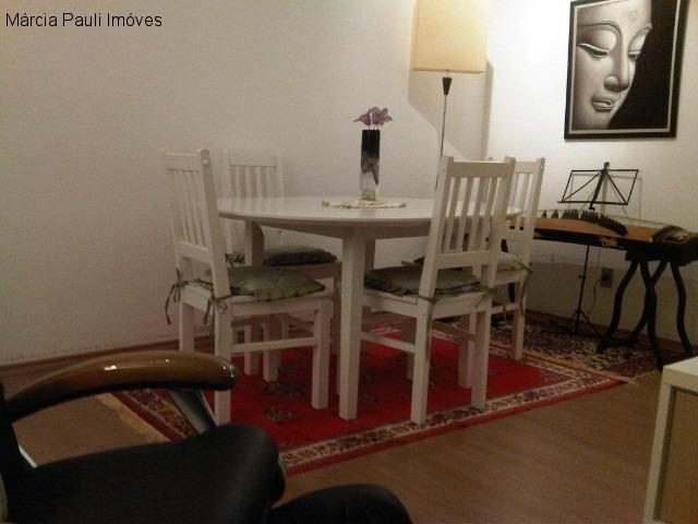 apartamento no condomínio chácara primavera - eloy chaves - jundiaí - ap04265 - 34723302