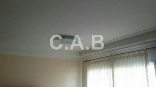 apartamento no condomínio edifício resort tamboré - 7514