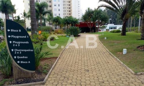 apartamento no condomínio edifício resort tamboré - 7524