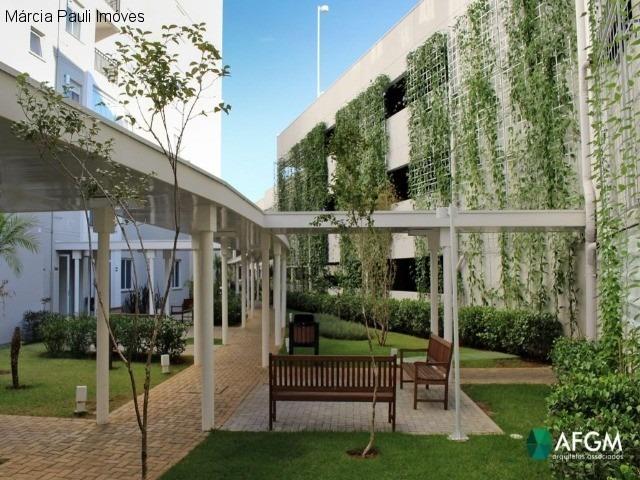 apartamento no condomínio forest - jardim ana maria - jundiaí - ap01479 - 4713441