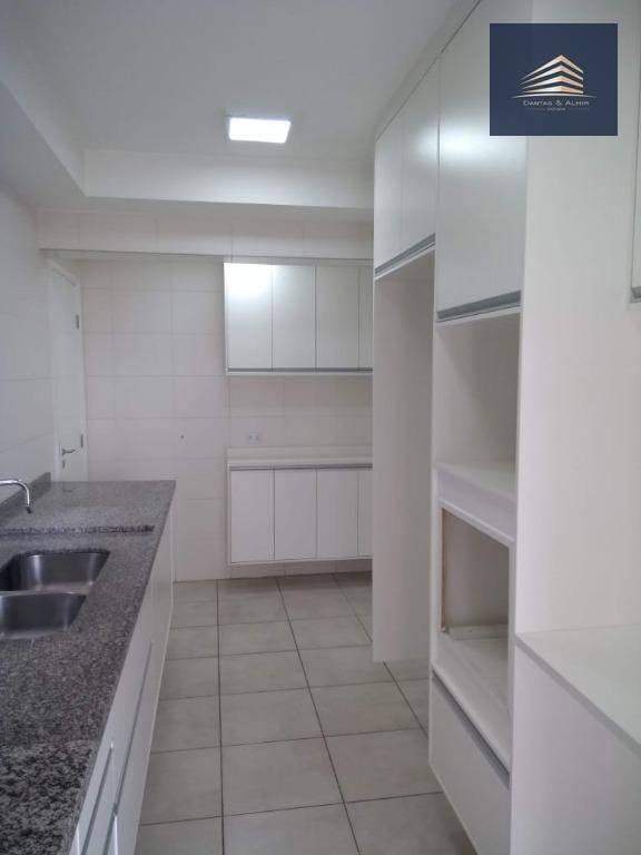 apartamento no condomínio parque clube, 134m², 3 suítes, 2 vagas, estuda permuta. - ap0808