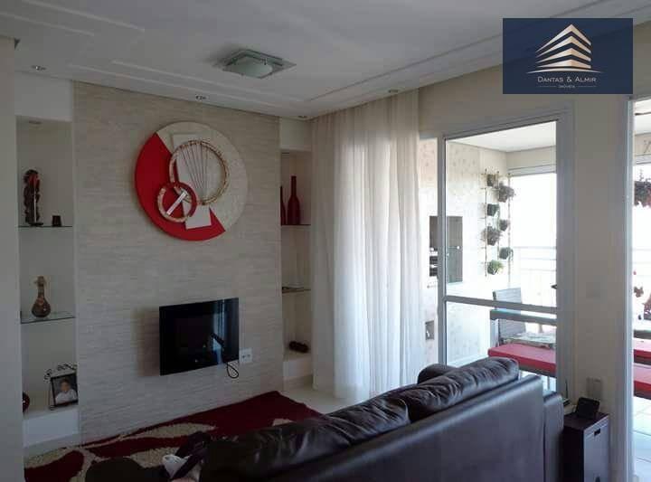 apartamento no condomínio parque clube, 92m², 2 vagas, estuda permuta. - ap0344