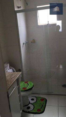 apartamento no condomínio parque clube, 92m², 3 dormitórios, 1 suíte, 2 vagas, andar alto. - ap0776