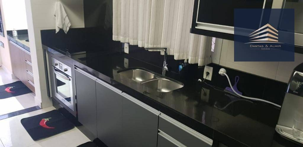 apartamento no condomínio parque clube, vila augusta, 134m², 3 suítes, 2 vagas, estuda permuta. - ap0728
