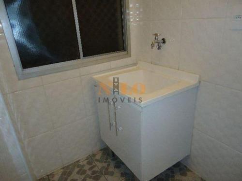 apartamento no condomínio sabará - 381