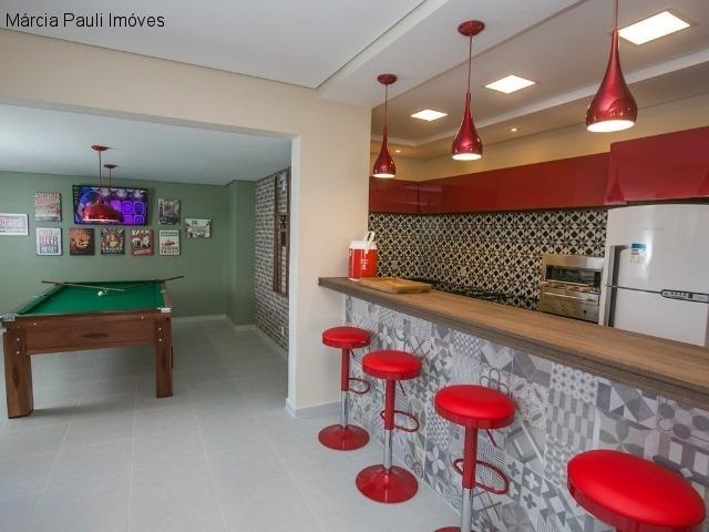 apartamento no condomínio self - eloy chaves - jundiaí/sp. - ap04051 - 34457805
