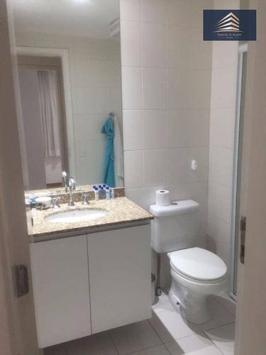 apartamento no condomínio suprema vila augusta, 64m², 2 dormitórios, 1 suíte, 1 vaga. - ap0332