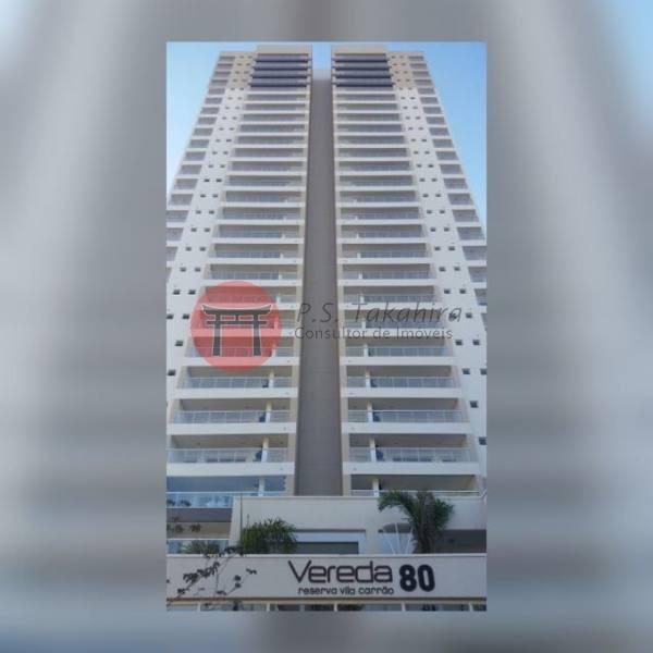 apartamento no condomínio vereda reserva vila carrão pronto para morar - 4249