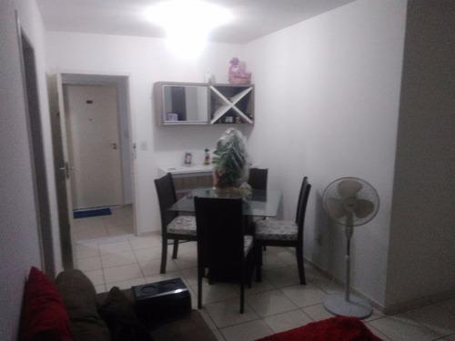 apartamento no condomínio vida bela club aracaju - cp4554