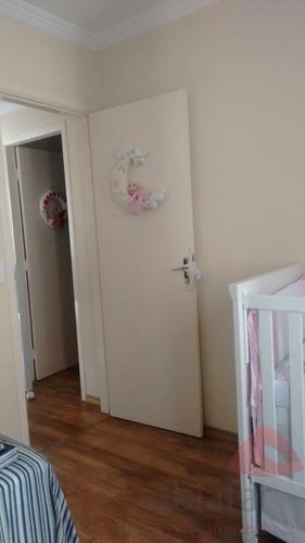 apartamento no condomínio vida melhor ! - 445