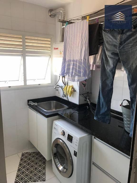 apartamento no condomínio wi, 96m², 2 dormitórios, 1 suíte, 2 vagas, vila augusta. - ap0737