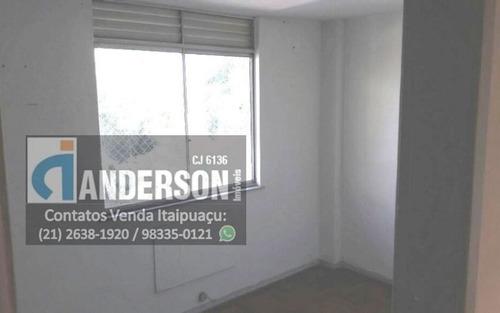 apartamento no cubango-niterói
